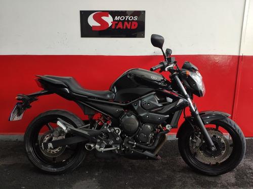 Yamaha Xj6 N Xj6n Xj 6n Xj-6n 600 2012 Preta Preto