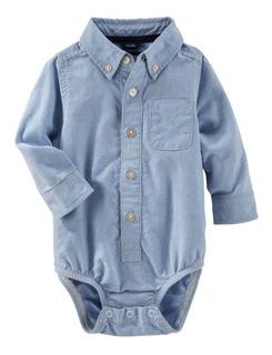 Oshkosh Body Camisa Bebe Nene Varios Modelos