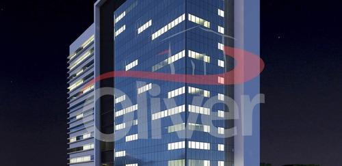 Ha Offices Linha Verde, Sala Comercial, Capão Raso, Curitiba, Parana - Sa00065 - 33324443