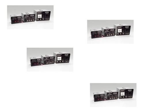 Cargador De Baterias C 20 Marca Intraud 6 - 12 Volts+ Cuotas