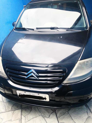 Citroën C3 2006 1.4 8v Glx Flex 5p