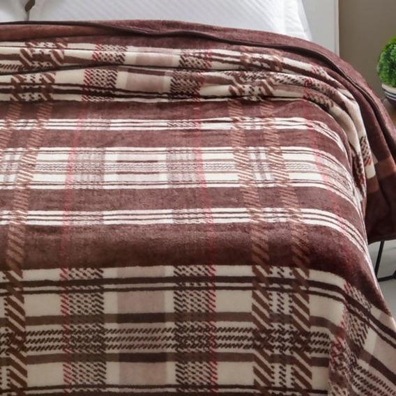 Cobertor Casal Kyor Plus 1.80x2.20 Arezzo Jolitex