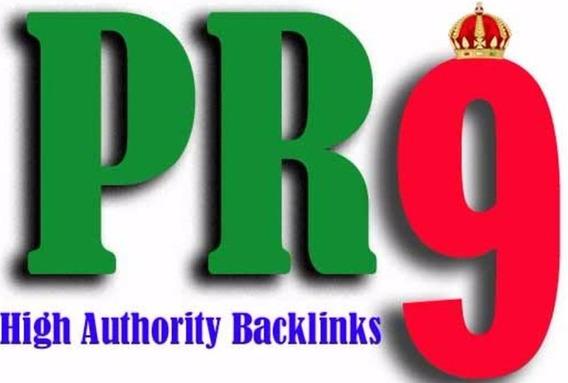 Backlinks 40 Prank9 + 20 Gov Edu Seguro Seo Alta Pr