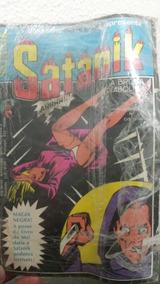 Satanik Edição Número 1 - Revista Rara !