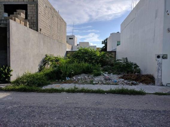 Lote Residencial En Venta Fracc Lepavies Ciudad Del Carmen