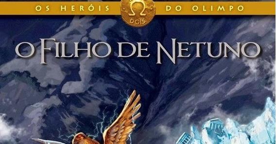 O Filho De Netuno - Livro Dois