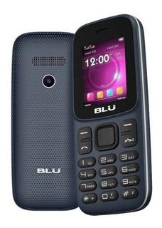 Celular Barato Simples Blu Z5 Dual Gsm Rádio Fm Mp3 Tela 1.8