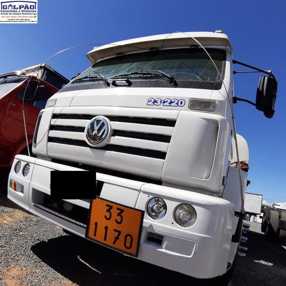 Vw 23.220 (tanque) - 2004