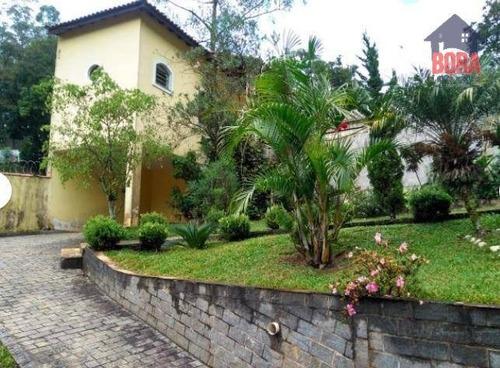 Chácara Com 3 Dormitórios À Venda, 1260 M² Por R$ 1.100.000 - Luiz Fagundes - Mairiporã/sp - Ch0289