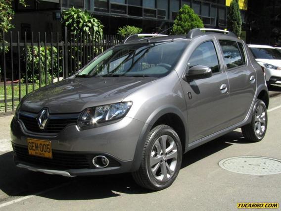 Renault Sandero Stepway Intens 1600 Cc