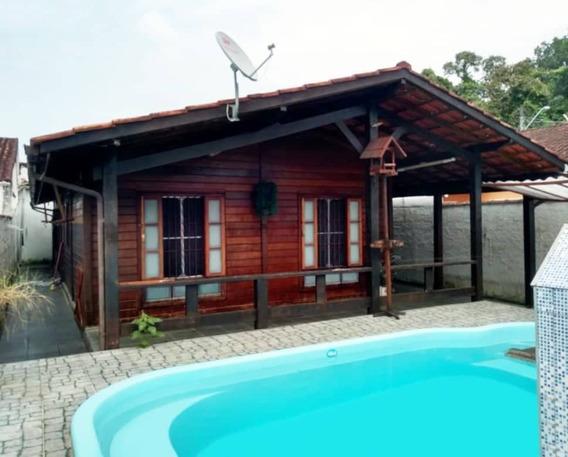 Casa À Venda 3 Dormitórios Vista Linda Bertioga Ca-0078