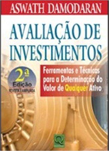 Avaliação De Investimentos - Aswath Damodaran