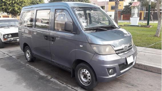 Chery Q22 Dualglp-gasolina Mecánico