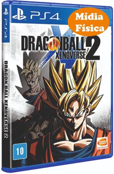 Dragon Ball Xenoverse 2 Playstation 4 Original Mídia Fisica