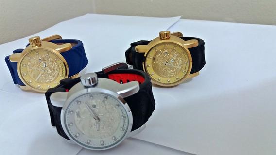 Relógio Pulseira De Borracha