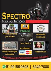 Instalação De Sistemas Eletrônicos De Segurança Spectro.
