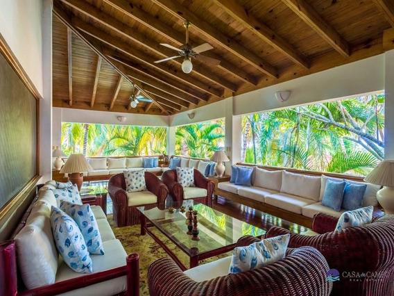 Espectacular Villa De 5 Dorm. Piscina Privada. Casa De Campo