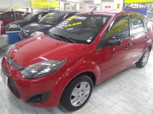 Imagem 1 de 13 de Ford Fiesta 2012 1.0 Flex 5p