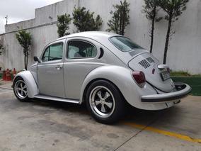 Volkswagen Fusca 1980 S Prata