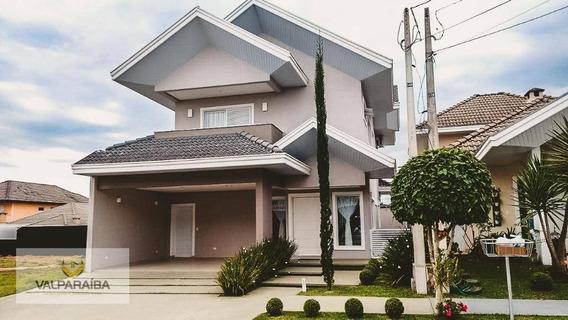 Casa Com 3 Dormitórios À Venda, 232 M² Por R$ 1.000 - Urbanova - São José Dos Campos/sp - Ca0107