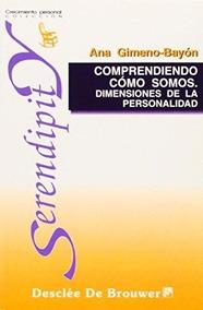Livro Em Espanhol - Comprendiendo Cómo Somos