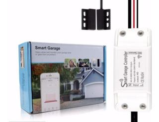 Controlador De Puerta De Garaje Inteligente Wifi