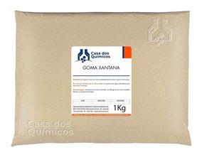 Goma Xantana - Produto 100% Puro - Grau Alimentício - 3kg