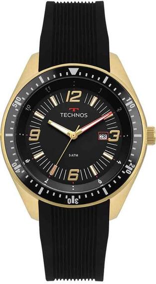 Relógio Technos Masculino Analógco 2115mqs/8p