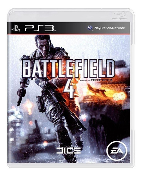 Battlefield 4 Ps3 Mídia Física Pronta Entrega