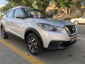 Nissan Kicks 2018 1.6 16v Flex S 4p Xtronic Revisada Nova