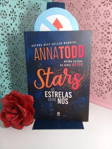 Livro Star As Estrelas Entre Nós - Autora De After