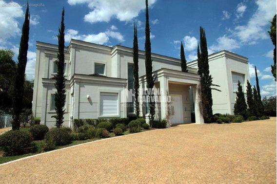 Casa Para Venda No Condomínio Terras De São José Em Itu. - Ca4805