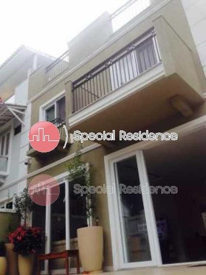 Casa Em Condomínio-locação-barra Da Tijuca-rio De Janeiro - Loc600010