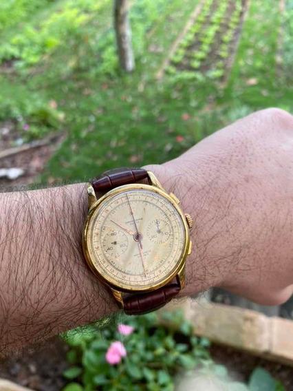 Relógio Cronógrafo Mecânico Chronographe Suisse