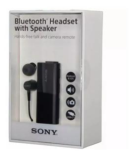 Audífonos Manos Libres Bluetooth Sony Sbh56 Con Altavoz Neg