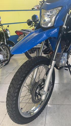 Imagem 1 de 10 de Honda Bros 160cc