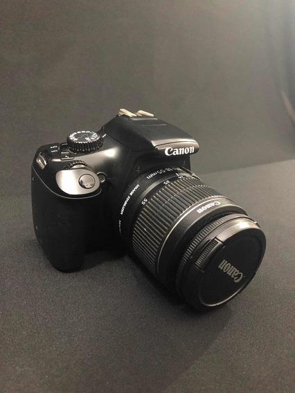 Cámara Réflex Canon Eos Rebel T3