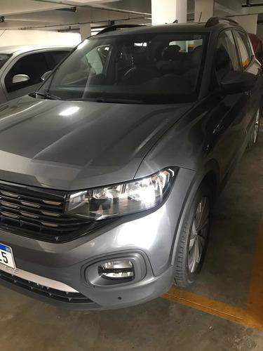 Volkswagen T-cross 2020 1.0 Comfortline 200 Tsi Aut. 5p