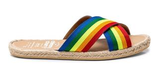 Sandalia Cross Rainbow Chimmy Churry 2020