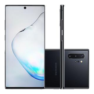 Smartphone Samsung Galaxy Note 10 Plus Lacrado + Nf