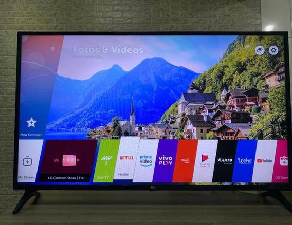 Smart Tv Led 49 - Ultra Hd 4k LG