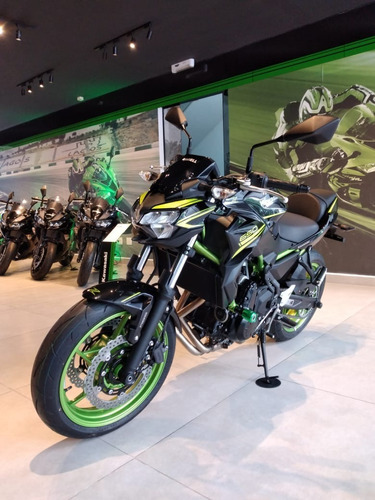 Kawasaki Z650 Se 2021 - 0km - 3