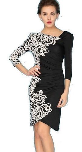 Vestido Corto Fiesta - Gala - Noche Elbauldecorina 010148