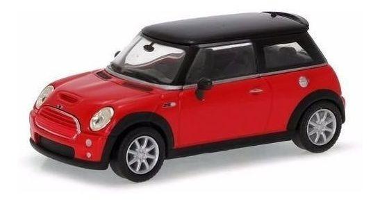Mini Cooper S Vermelho - 1:43 - Yat Ming