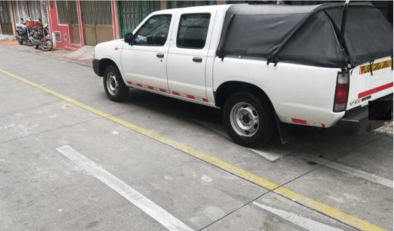 Camioneta Nissan Frontier Np300 / D22