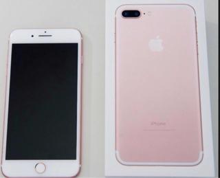 iPhone 7 Plus 32gb Vitrine+brindes