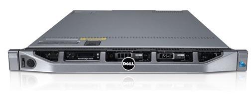 Servidor Dell R610 2x Sixcore X5660 32gb 600gb Hd