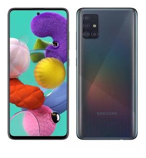 Samsung Galaxy A51 128gb 48mp 6,5 4gb Lacrado Nota Fiscal