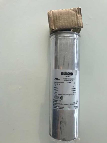 Capacitor Elecond Phicap