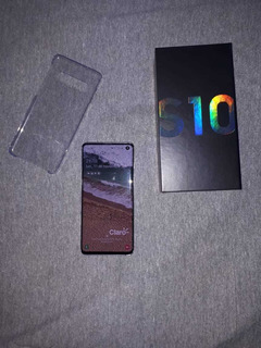 Celular Samsung Galaxy S10 128 Gb Black Excelente Estado